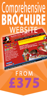 Brochure Website
