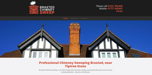 Braxted Chimney Sweep Screen Shot