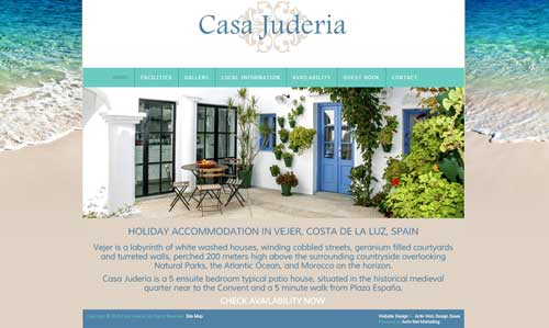 Casa Juderia Screen Shot