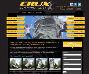 crux screen shot