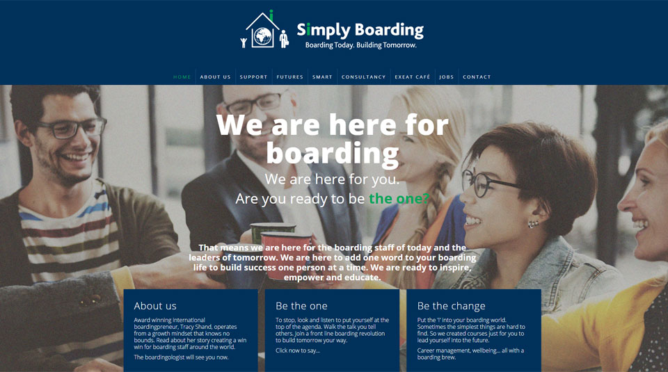 Simply Boarding