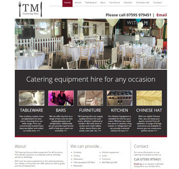 TM Catering Hire