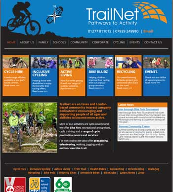 TrailNet Screen Shot