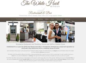 White Hart Wimbish Screenshot